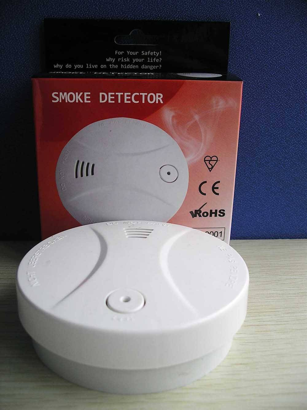 EN14604 approved Stand-alone photoelectric smoke alarm PW-507S