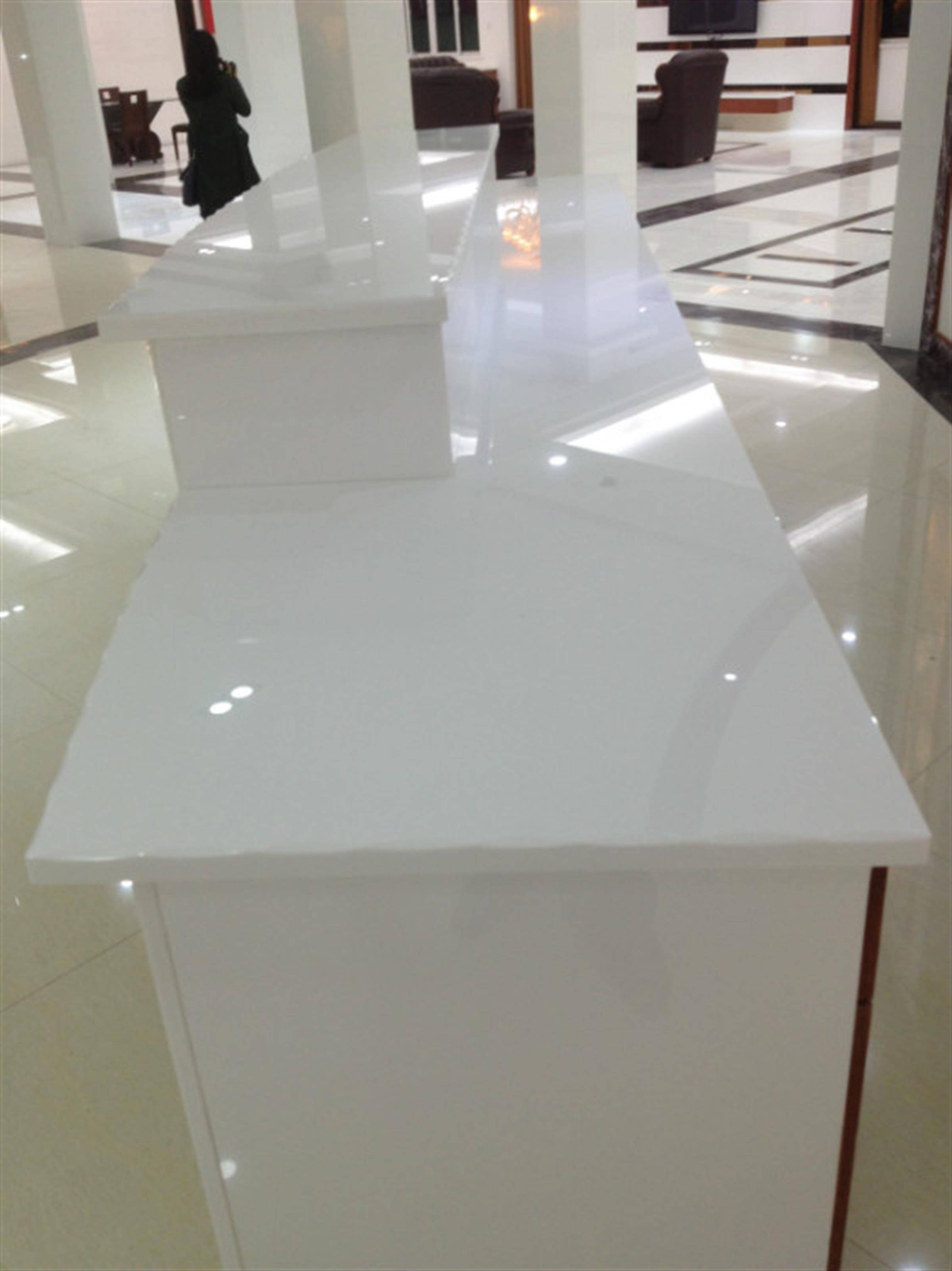 Chinese supplied nano crystal stone kitchen countertops