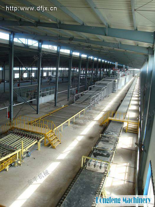 Gypsum board Manufacturing Machine with 16 years experiences