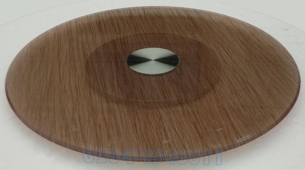 Table Glass Turntables