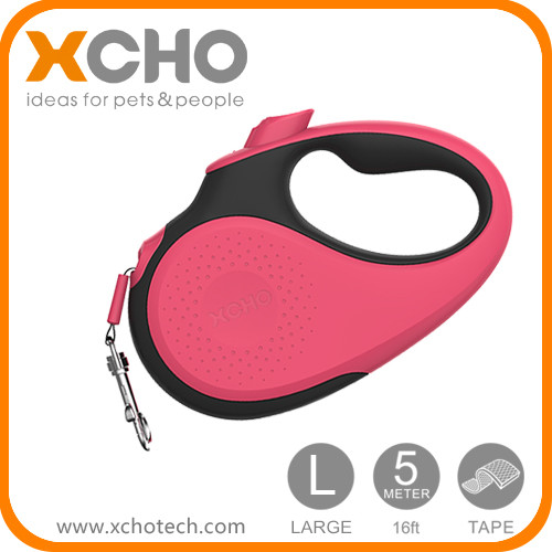 China Factory Hot Sale Retractable Dog Leash/Lead