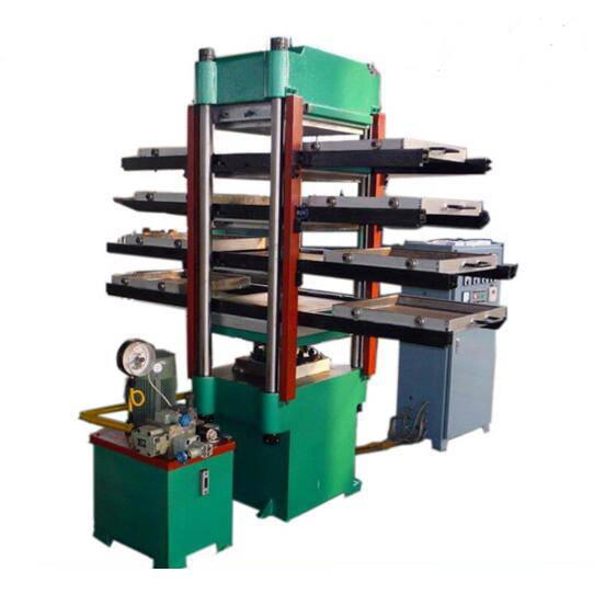 Plate Vulcanizing Machine For Rubber Floor Tile/Rubber Tile Press/Rubber Tile Vulcanizing