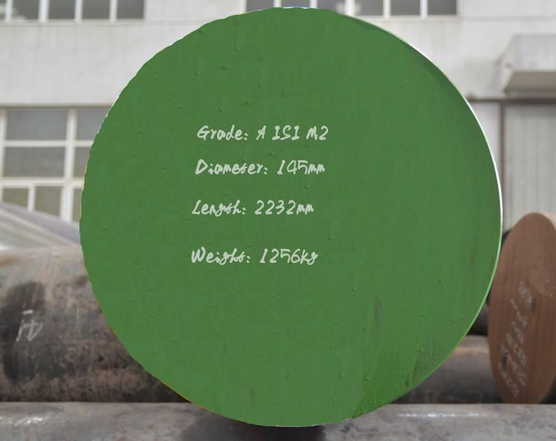 High speed steel--M2 1.3343