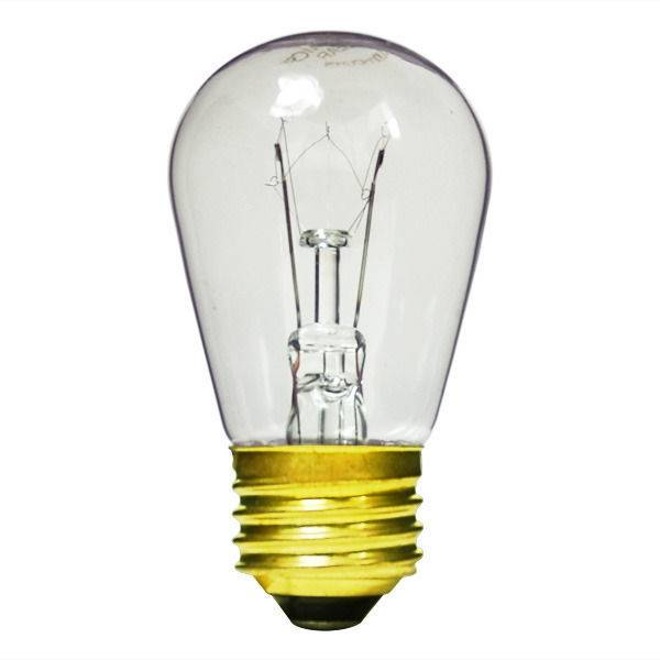 11 Watt S14 Clear Sign Bulb