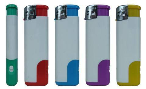 LED electronic lighter 607-3