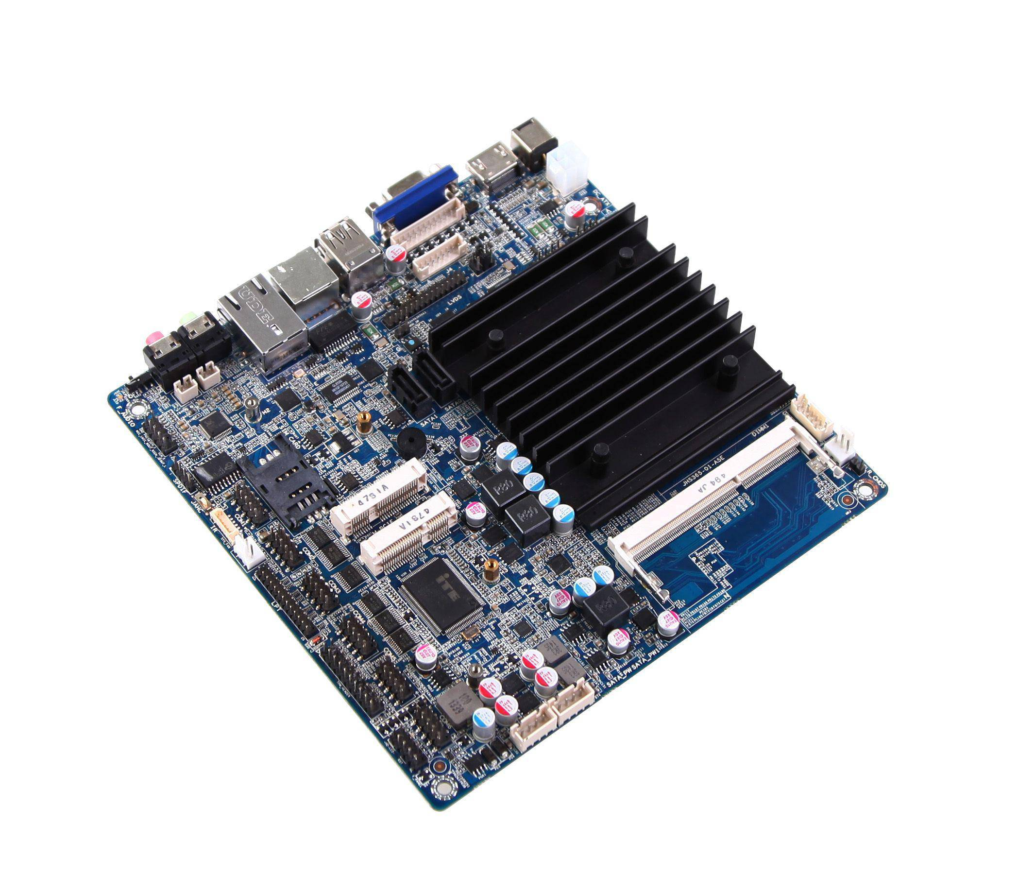 Onboard Intel® Celeron® J1900 Processor motherboards with providing technical support MBC007
