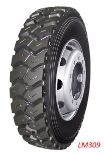 Longmarch Best Seller Low Speed Mining Area Service Radial Truck Tire (LM309)