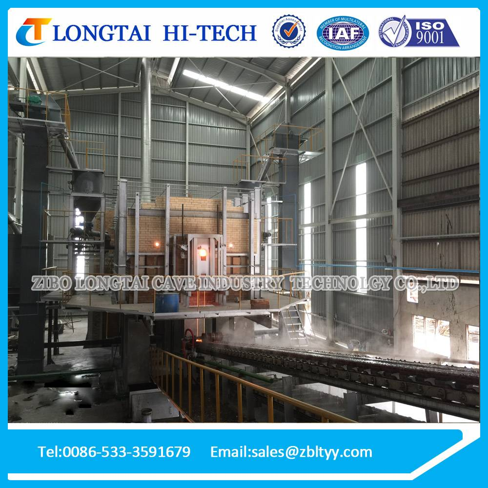 Regenerative Solid Sodium Silicate Manufacturing Plant For Sale