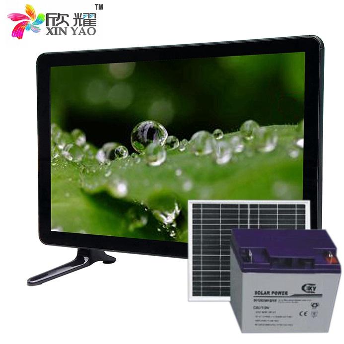 17inch 12v dc led tv for solar power system