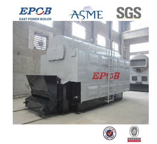 Industrial Solid Fuel Coal Boiler with High Quality & automatical control