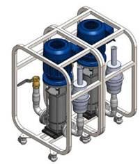 Jet-ViB Ballast Water Treatment
