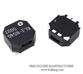 SMD Buzzer Magnetic Surface Mounted Buzzer , KLJ-8540-5027