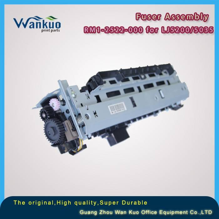 Fuser unit Fuser assembly RM1-2522-000 RM1-2524-000 for LJ 5200 5035