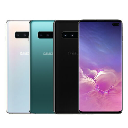 "NEW Galaxy S10+ Plus 8GB/128GB SM-G975F/DS 6.4""Dual (FACTORY UNLOCKED)"