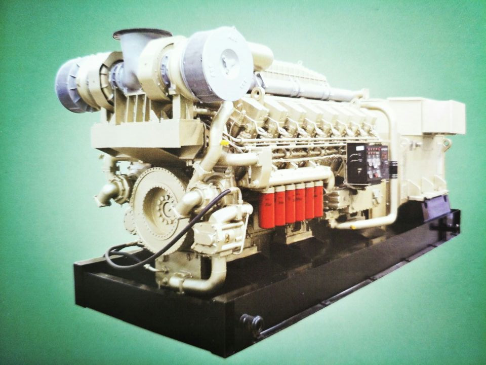 series 6000 diesel generating sets