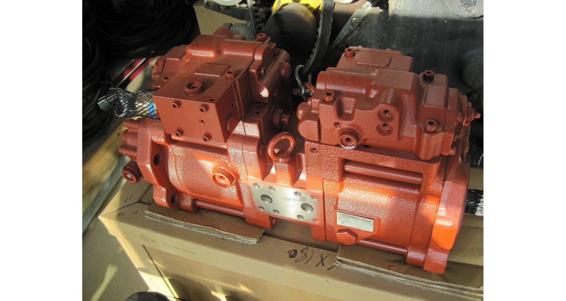 Export Hydraulic pump assy, E311 excavator parts.