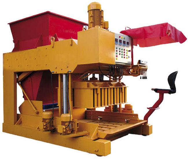 BLOCK MAKING EGG LAYING MACHINE MODEL: 1200-1400B/H