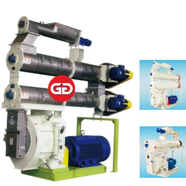 automatic rabbit feed granulator mill