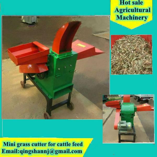 grass crushing machine