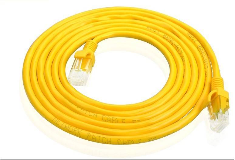 Snagless Patch Cords UTP Cat5e Stranded Conductor