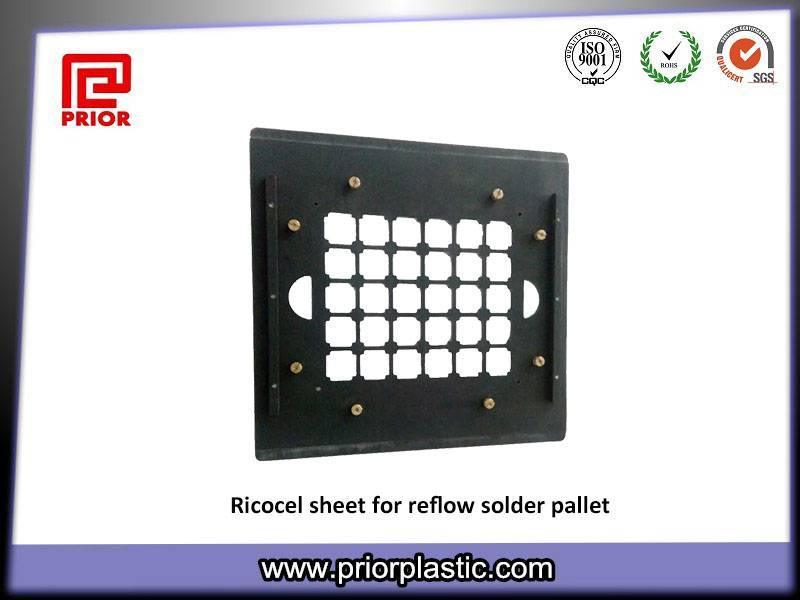 Black Ricocel Sheet for PCB Jig
