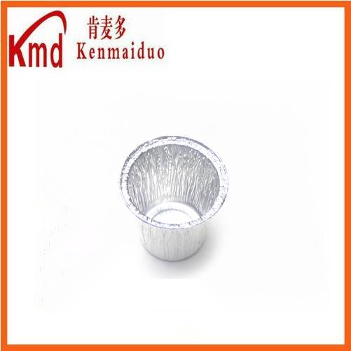 Factory wholesale round aluminum foil cake containers
