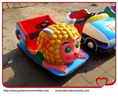 Selling well amusement battery bumper car rides/battery bumper car used amusement park