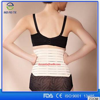 Pregnancy Recovery Abdominal Binder Maternity Postpartum Band Belt