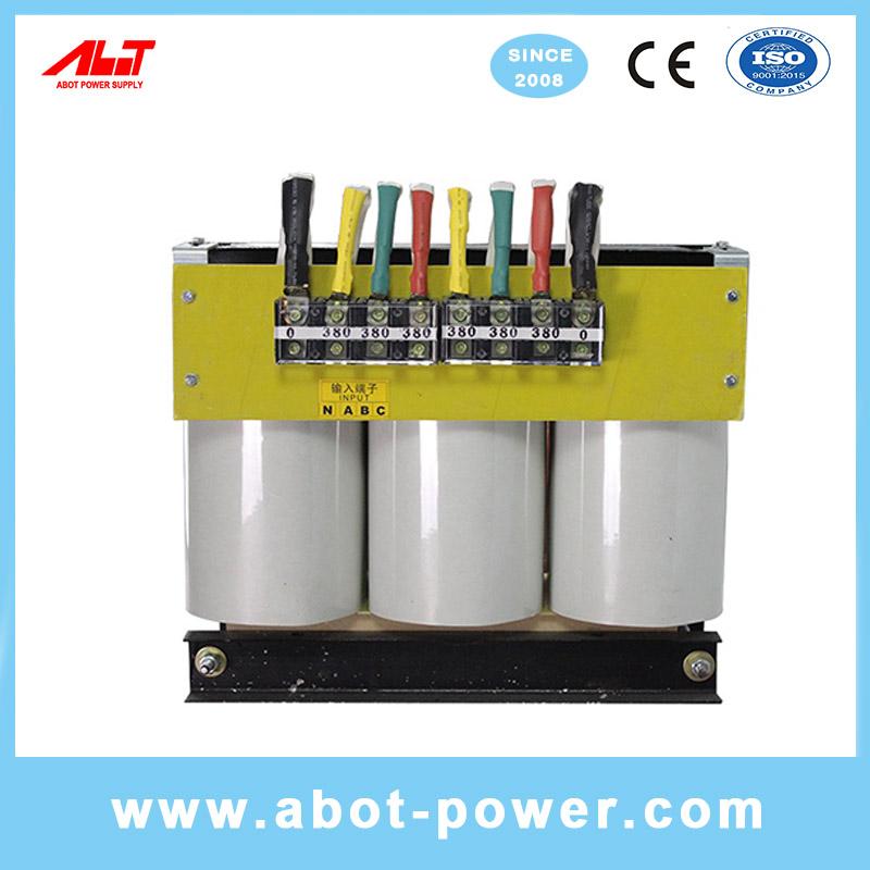 ABOT 3 Phase to 3 Phase 220V to 380V Step Up Isolation Transformer 50KVA