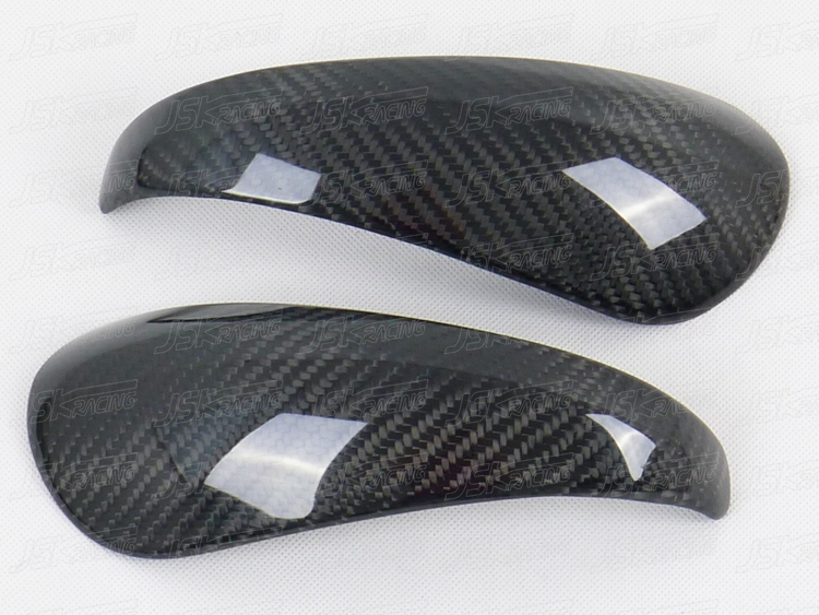 CARBON FIBER MIRROR COVER FOR 2005-2012 PORSCHE CAYMAN 987