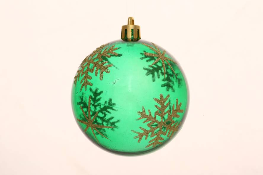 Christmas Transparent Ball For Christmas Tree Ornament