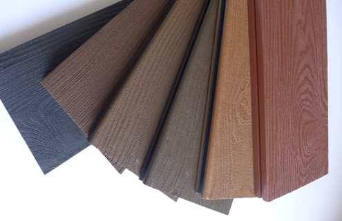 wpc co-extrusion wood composite decking