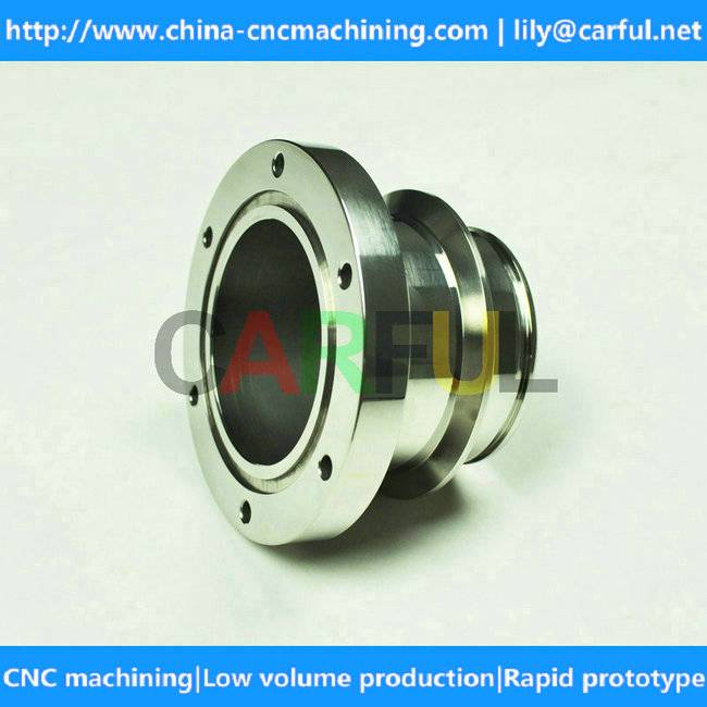 Precision  car parts single one custom cnc processing & CNC machining small batch manufacturer in Ch