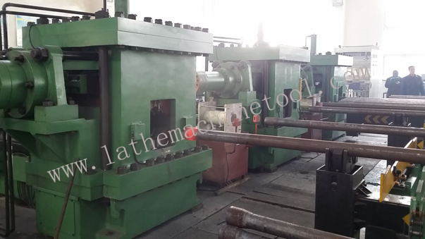 High qualified rate sucker rod forming press for Upset Forging of oil pipe
