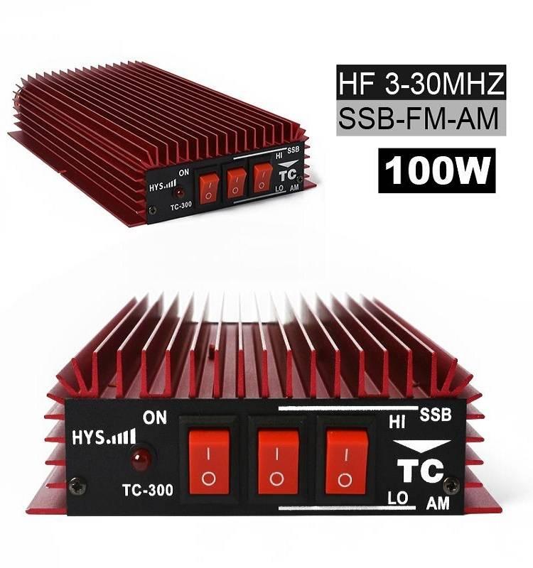 HF FM- AM-CW-SSB Linear Power Amplifier For Handheld CB Radio