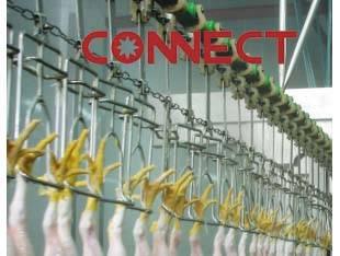 CONNECT Overhead conveyor line