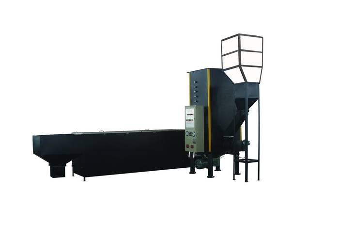 EPS machinery