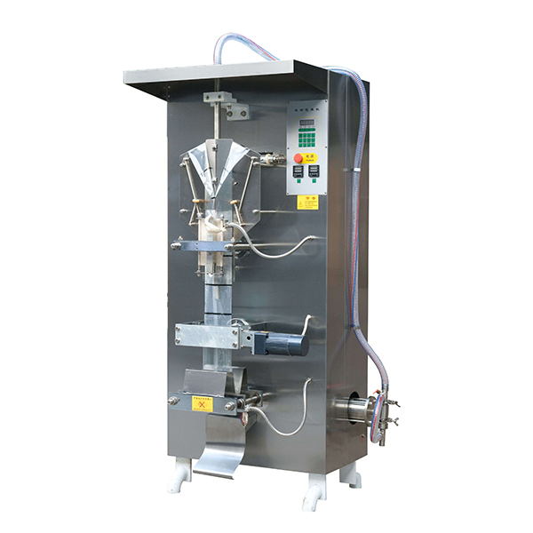 Automatic PE Film Soya Milk Liquid Sache Packaging Machine