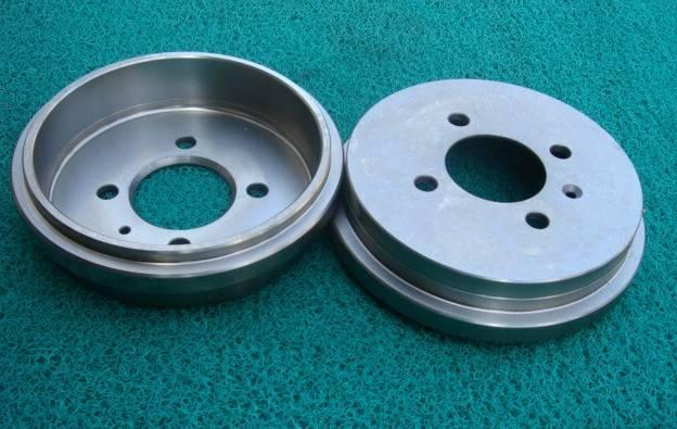 Atuo parts brakes, brake disc Buick Lesabre (F) 55014