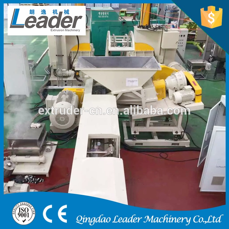 For car interior decoration EVA sheet extrusion line