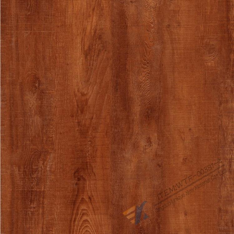 Wall Panel Building Materials Korean Grade Wood Grain PET Transfer Film