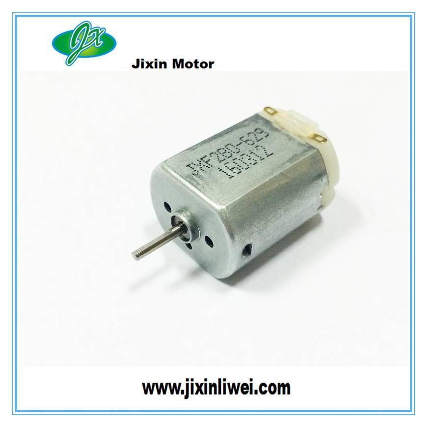 F280-629 Micro Motor DC for Car Remote Lock 12V 13000 Rpm