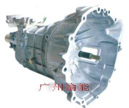 D-MAX Automotive Transmission for Diesel Engine