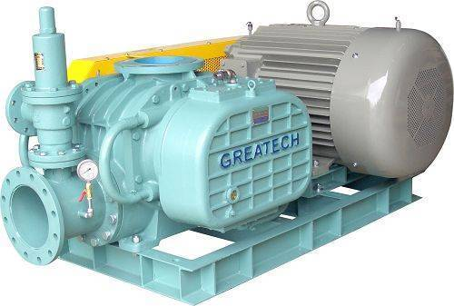 Greatech Water Cooled Type Positive Displacement