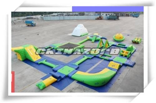 New arrival inflatable aqua park water park games