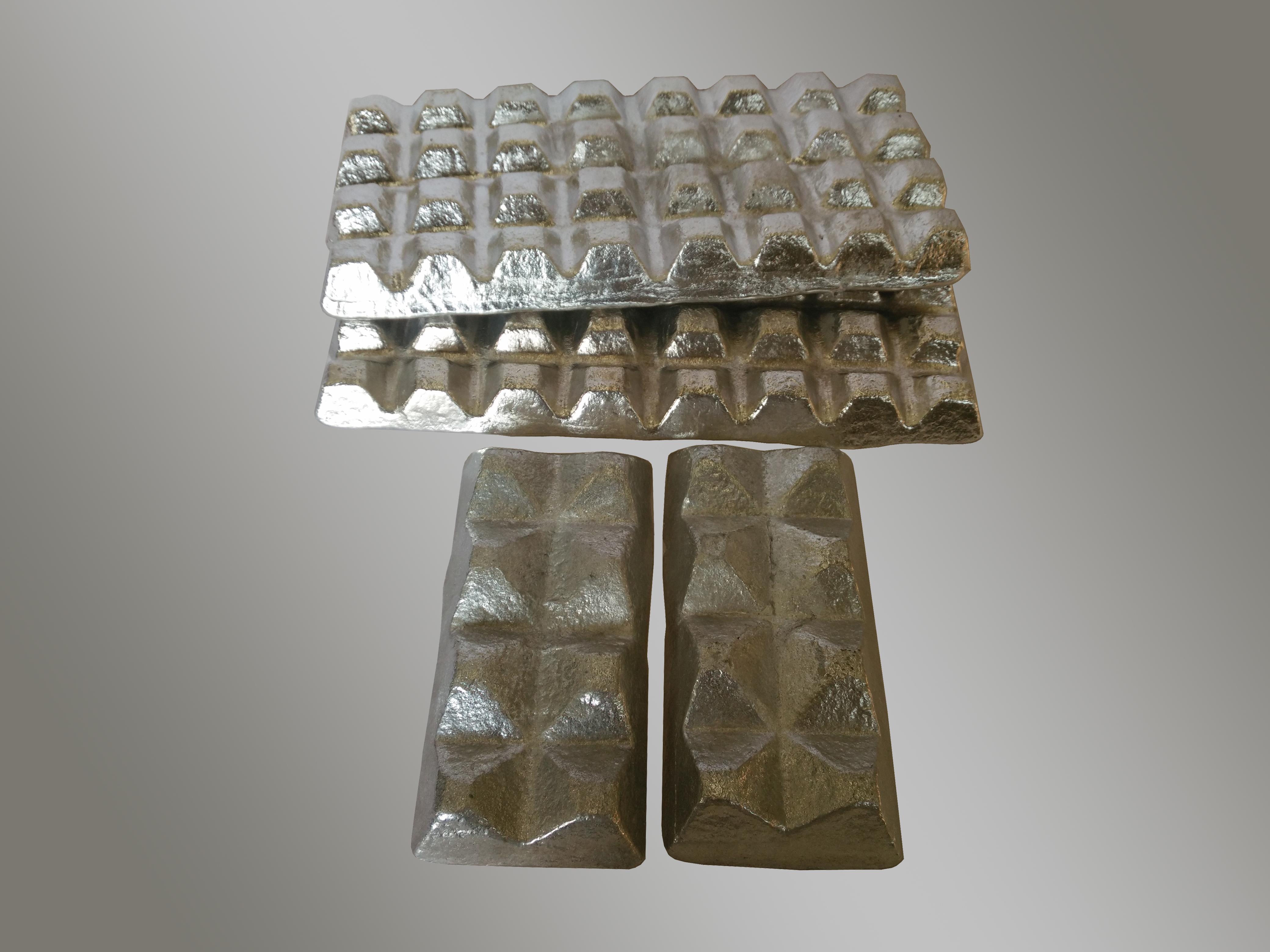 Aluminum Grain Refiners--Aluminium Titanium Boron Rare Earth Alloy