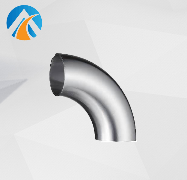 Sanitary stainless steel SS304 elbow