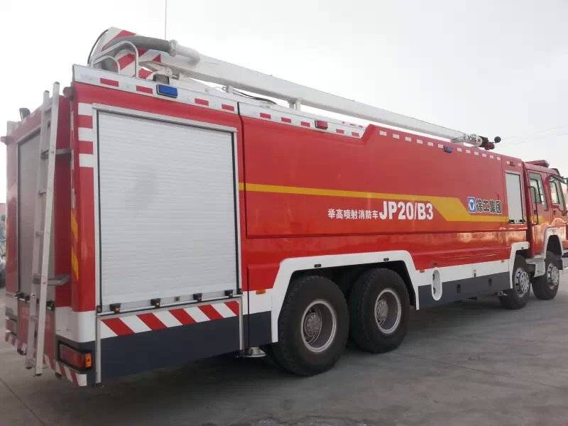 aluminum roller shutter for fire fighting truck