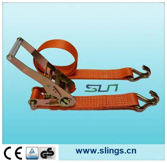 5t* 10m red ratchet strap