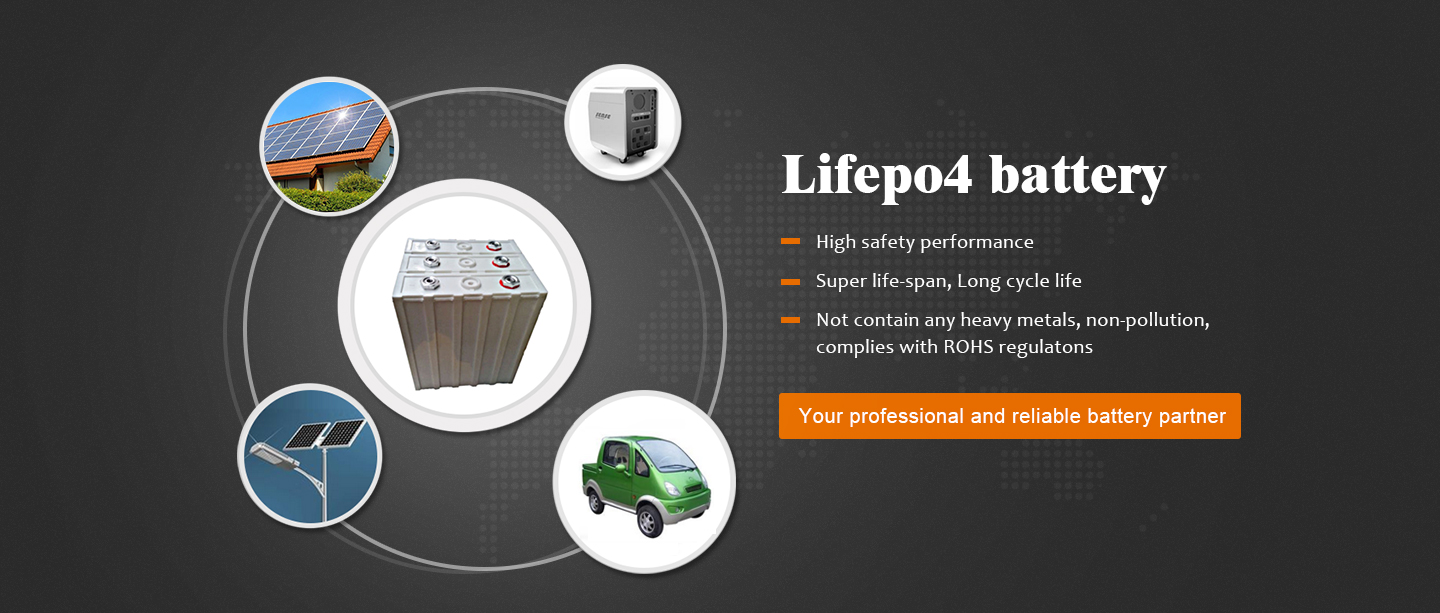 Best Custom LiFePO4 Battery Packs - LiFe Rechargeable Battery Packs China